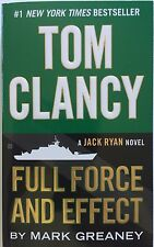 Tom Clancy - Full Force And Effect (2015) - New - Mass Market (Paperback)