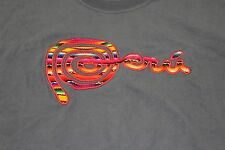 "XL embroidered 'Peru' T shirt South America ""Coca no es droga"""