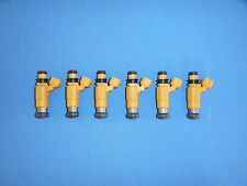 MITSUBISHI MAGNA TH-TJ-TL-TW 3.5L REMANUFACTURED FUEL INJECTORS.
