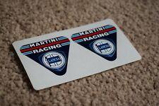 Martini Racing Lancia Triangular Rally Car Motorbike Racing F1 Stickers 100mm