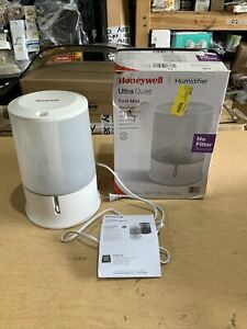 Honeywell Ultra Quiet Cool Mist Humidifier HUL233W, Pre-Owned, I2