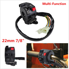 Motorcycle Handlebar Headlight High/Low Beam Start/Kill Throttle On-Off Switch