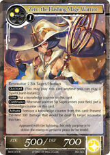 4x Zero, the Flashing Mage-Warrior - MOA-010 - R M/NM Force of Will FOW