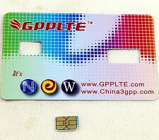 Caution, Updated, Now ship GPPLTE Blank Nano Sim Card Re-Writable