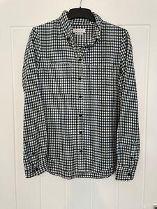 isabel marant etoile Checkered Shirt Size 42 100% Cotton