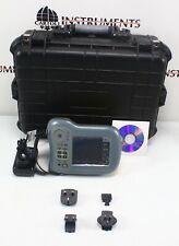 Sonatest D10+ Ultrasonic Flaw Detector - Olympus GE Krautkramer Panametrics