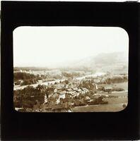 SUISSE Berne Photo Vintage Plaque de Projection Lanterne Magique VR1L48