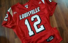 Brian Brohm 2006 Louisville Cardinals Authentic Football Game Jersey Size 48