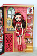 Ever AFTER HIGH DOLL Lizzie Hearts PRIMAVERA FISSO Spring unsprung