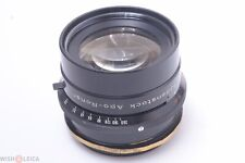 ✅ RODENSTOCK 480MM, 18.9INCH F/9 APO RONAR LARGE FORMAT LENS UP TO 8X10 SINAR