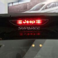 1x Decal Car Sticker Carbon Fibre Tail/Brake Light Grand Cherokee Jeep Compass