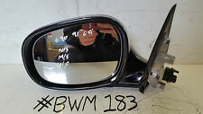 BMW 3 SERIES E90 E91 LCI M SPORT PASSENGER SIDE DOOR WING DOOR MIRROR # 7182695
