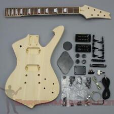 Bargain Musician - GK-021 - DIY Unfinished Project Luthier Electric Guitar Kit