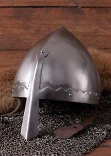 MEDIEVAL HELMET - NORMAN HELM - DARK AGES - CRUSADES Norman Nasal Helmet