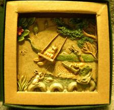 Picturesque Byron's Secret Garden Tile New Swing Time