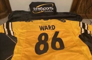 Pittsburgh Steelers Hines Ward CUSTOM XL Jersey Georgia Bulldogs