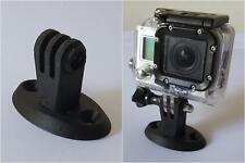 NA NB Miata GoPro Mount on Sun Visor Blanking Plate delete plug mx5 camera
