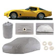 Chevy Corvette 4 Layer Car Cover Outdoor Water Proof Rain Snow Sun Dust 3rd Gen