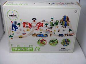 Farm Train Set Kid Kraft  Sealed New   EZ650