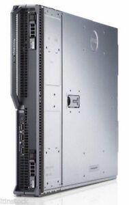 DELL POWEREDGE M915 BLADE SERVER 4 x Opteron 6386 16-Core 1TB ram 64-Cores