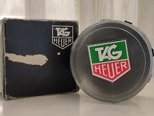 scatola vintage box orologio watch tag heuer