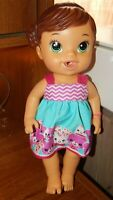Baby Alive Teacup Surprise Baby - Brunette Doll Only So Cute