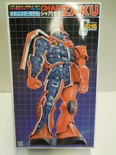 Bandai 1/72 Scale Gundam plastic mdel MS-06S Char Zaku Mechanics Model Kit