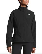 The North Face Womens Windwall Black Apex Bionic 2 Softshell Jacket Sz S 7105