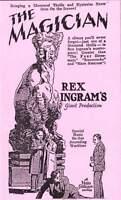 EL MAGO DVD RARO CINE MUDO 1926 REX INGRAM