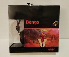 Rare Limited Mountain Dew Edition WeSC Bongo Premium Headphones Pushead New