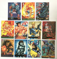 Vintage Marvel Comics X Men Trading Cards 95 Fleer Ultra 11 Cards