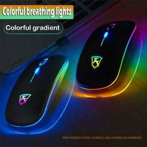 Wireless Optical Mouse 2.4 GHz For Windows HP PC Laptop Notebook Lenovo Dell US