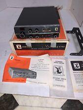 Vintage Johnson Viking 4740  40 Channel CB AM, SSB Radio  (working) w/ Orig Box