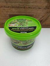 Outdoor Indoor Garden Patio Plant Food All Purpose Slow Release Fertiliser 500g