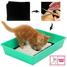 Universal Cut to Size Odour Active Carbon Filter Cat Dog Pet Tray Litter