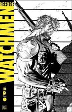 BEFORE WATCHMEN 2 JIM LEE SKETCH COVER FRENCH VARIANT ONLY 2500 RARE