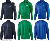 Adidas Originals Mens Adi Firebird Track Top Jacket Dark Blue Green XS S 2XL