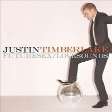 Audio CD FutureSex/LoveSounds - Justin Timberlake - Free Shipping