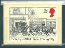 wbc. - GB - PHQ CARDS - 1984 - BI CENTENARY FIRST MAIL COACH RUN - COMP SET MINT