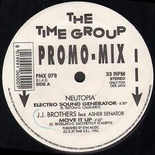 VARIOUS (ANTARES / LULLABY / NEUTOPIA / BROTHERS) - Promo Mix 78 - Time