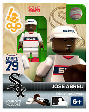 Jose Abreu MLB Chicago White Sox Oyo Mini Figure NEW G3