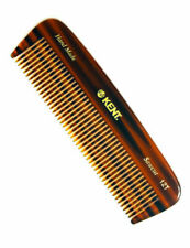 Kent 12T Handmade Sawcut Pocket Styling Comb Thick Coarse Hair 146mm