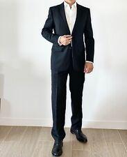 Men's Suit - Authentic Hugo Boss - Black - Size 40in