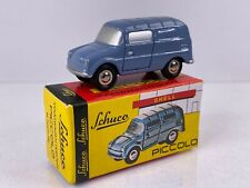 Schuco Piccolo VW Fridolin Blue 05091 1:90 Scale-New-original packaging