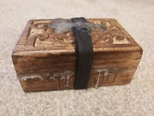 Hebrew Dybbuk Box