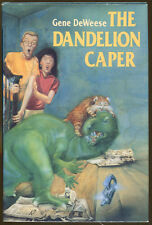 The Dandelion Caper by Gene DeWeese-First Impression/DJ-1986