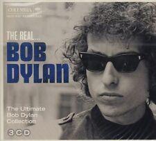 Bob Dylan - The real...Bob Dylan  3CD Box  NEU OVP