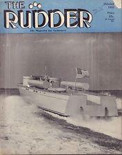 The Rudder October 1941 P T 69, Evening Sailor 042117nonDBE2
