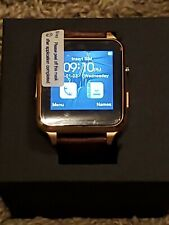 "Bluetooth Smart Watch X7 w/Gesture Control Mp3 Camera 1.54"" FM Video TF Card SIM"