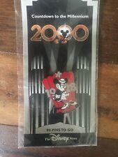 Disney Countdown to the Millennium Pin Series #100 Minnie Mouse 1928